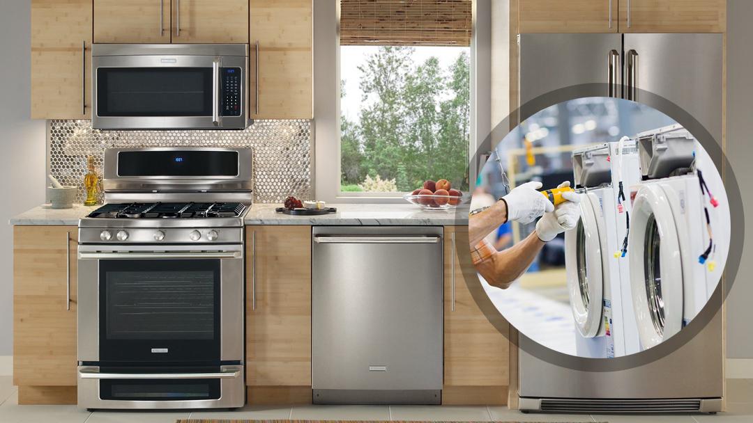 Appliance Repair Newmarket 289 803 2441 Same Day Service